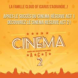 Cinema Reserve Act 2 100ml Cloud of Icarus
