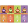 Kipik Orange + Refill Master