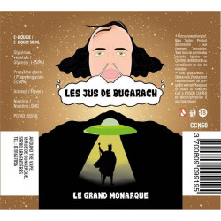 Le Grand Monarque / Les jus de Bugarach