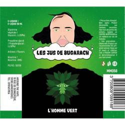 L'Homme Vert / Les Jus de Bugarach