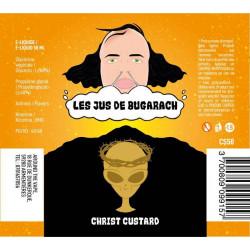 Christ Custard / Les Jus de Bugarach