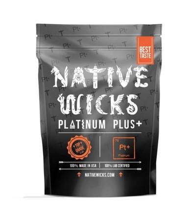 Platinum Plus + / Native Wicks