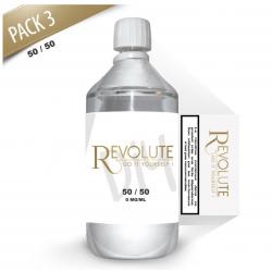 Pack 1L Base DIY 50/50 / Revolute