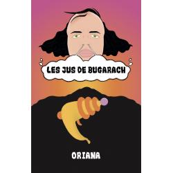 Oriana 50 ml / Les jus de Bugarach