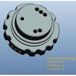 Roulette RTA 3.5ml 22mm - Across Vape