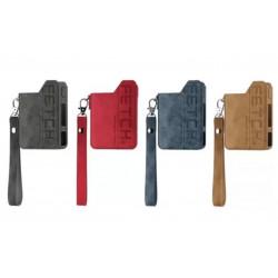 Coque de protection en cuir pour Fetch Mini Pod - Smoktech