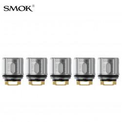 5x résistances TFV9 Meshed SMOK
