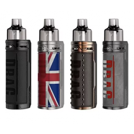 Pack Drag S Mod Pod NEW COLOURS / Voopoo