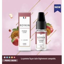 Pomme cuite / Roykin
