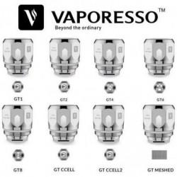 Résistances NRG GT Cores / Vaporesso