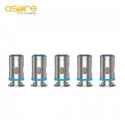 5x résistances BP80 / Aspire