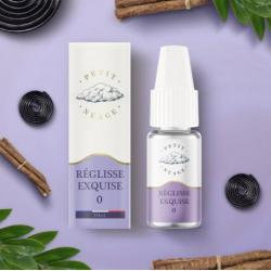 E-liquide Réglisse Exquise / Petit Nuage