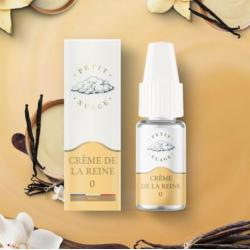 E-liquide Crème de la Reine / Petit Nuage