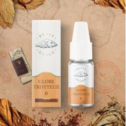 E-liquide Globe Trotteur / Petit Nuage