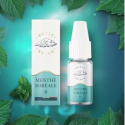 E-liquide Menthe Boréale / Petit Nuage