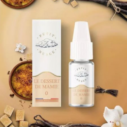 E-liquide Le Dessert De Mamie / Petit Nuage