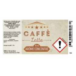 Arôme Caffe Latte par Cirkus