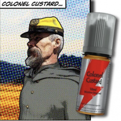 E-liquide Colonel Custard / T-juice