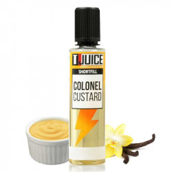 E-liquide Colonel Custard 50 ml / T-Juice