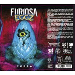 Cobra EGGZ 50 ml / Furiosa