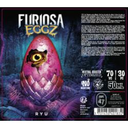 Eliquide Ryu / Eggz
