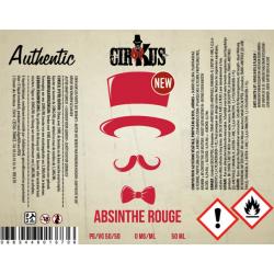 E-liquide Absinthe Rouge / Cirkus