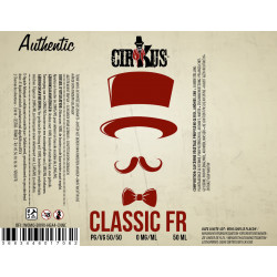 E-liquide Classic FR / Cirkus