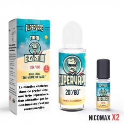 Pack DIY EASY2MIX Mini 100ml / Supervape