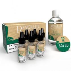 Pack Ready DIY Vegetale - 100ml / Revolute