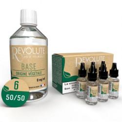 Pack Ready DIY Vegetale - 200ml / Revolute