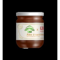 Pâte à tartiner - CBD / Greeneo
