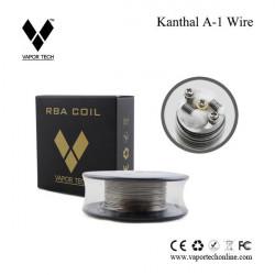 Kanthal A1 - RBA Coil par Vapor Tech