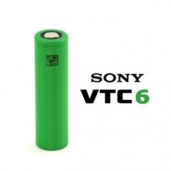 Accu VTC6 3000mAh 30A par Sony