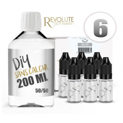 Les packs DIY 200 ml par Revolute